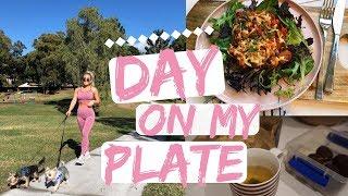 WHAT I EAT IN A DAY II Why I am NOT trying to lose fat