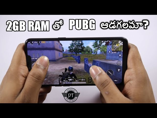 Realme C1 Gaming Review With PUBG Gameplay ll in telugu ll