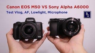 Hello guys, Kali ini reviewgadget akan melakukan review perbandingan kamera Canon EOS M50 VS Sony Alpha A6000, seperti apa kualitas foto dan videonya, yuk la...
