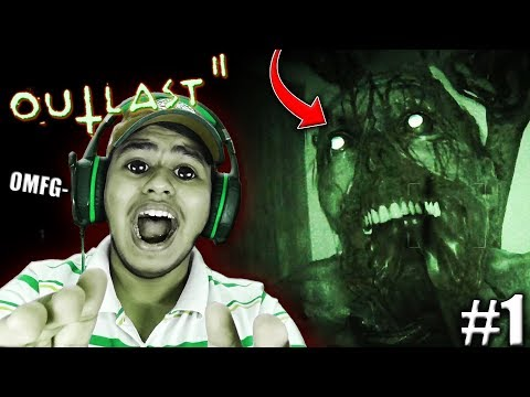 How INDIA Plays Outlast 2 ?? *SCARY MOMENTS* !! Outlast 2 Horror Game India Gameplay Part #1