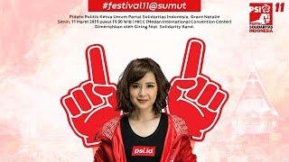 """Live Streaming Partai Solidaritas Indonesia """"BEDA KAMI -- PSI -- DENGAN PARTAI LAIN"""""""