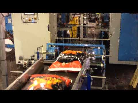 Coal Bagging Machine | High Speed System By RMGroup - Manual & Automated Packaging Systems