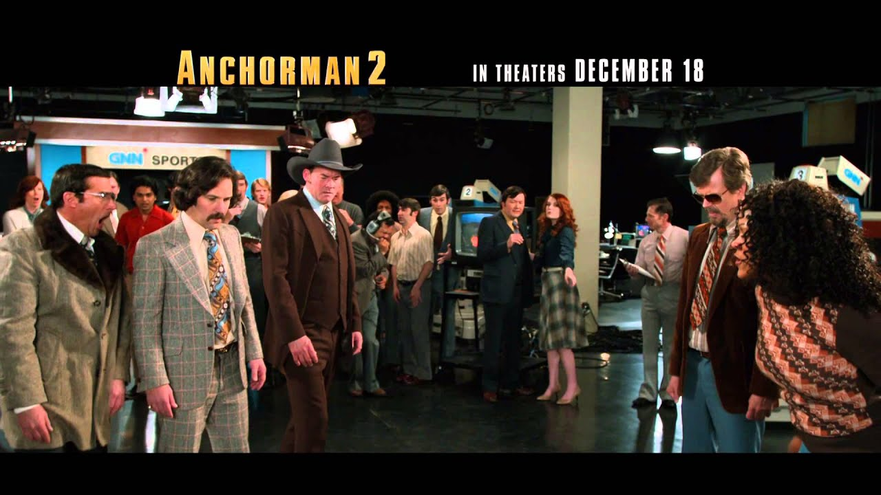 Anchorman 2: The Legend Continues -  Hits