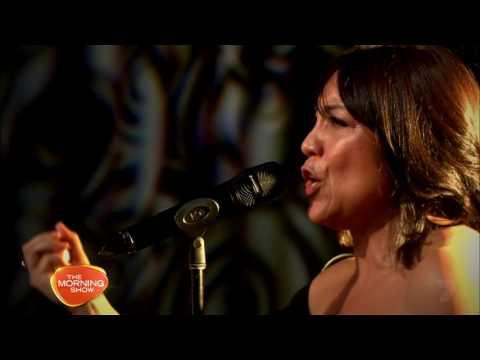 Kate Ceberano - Bedroom Eyes (Morning Show)