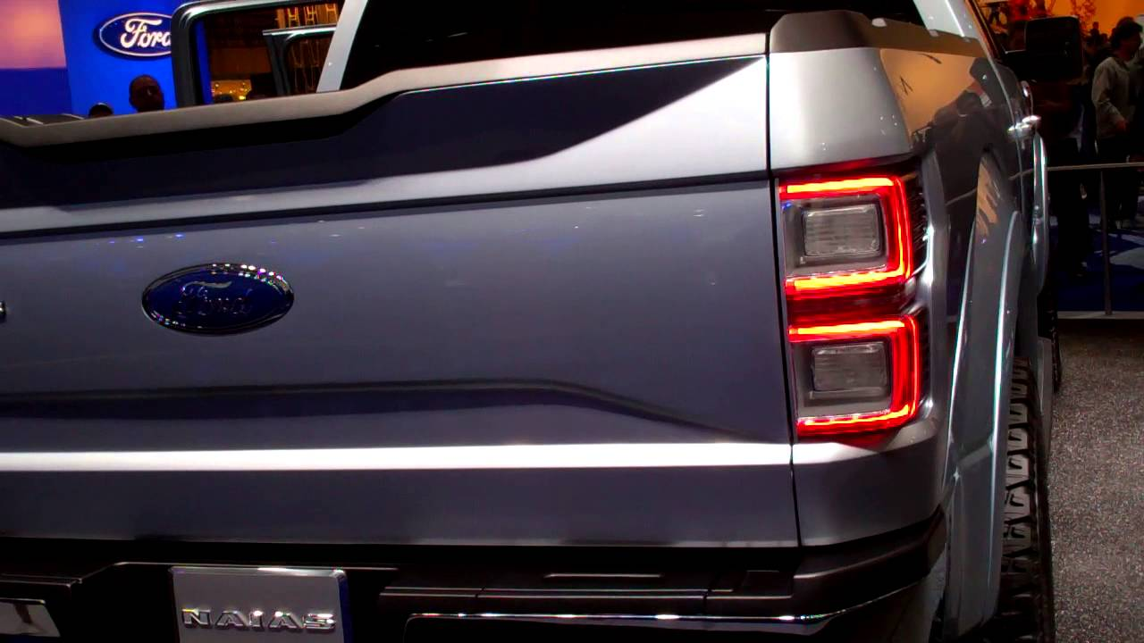 2015 Ford F-150 (Atlas Concept Truck) - YouTube