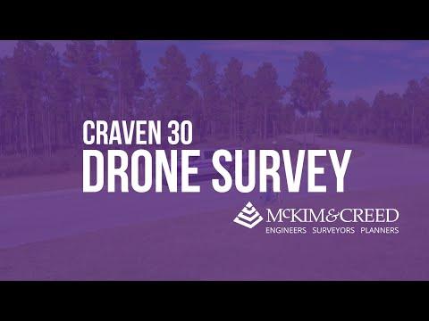 Craven 30: Drone Survey Footage