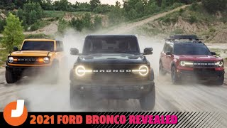 homepage tile video photo for The 2021 Ford Bronco Has Been Revealed!
