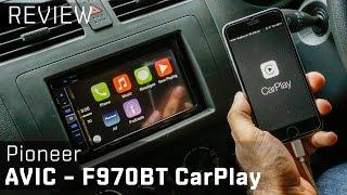 Apple CarPlay + Pioneer AVIC–F970BT Infotainment system:: Video Review :: ZigWheels
