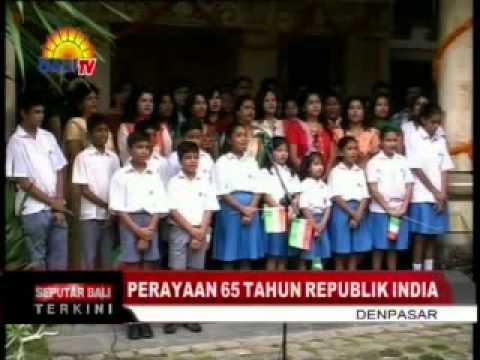 PERAYAAN 65 TAHUN REPUBLIK INDIA