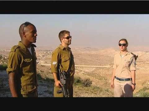 what's your connection to Israel ? Post Year Course clip.