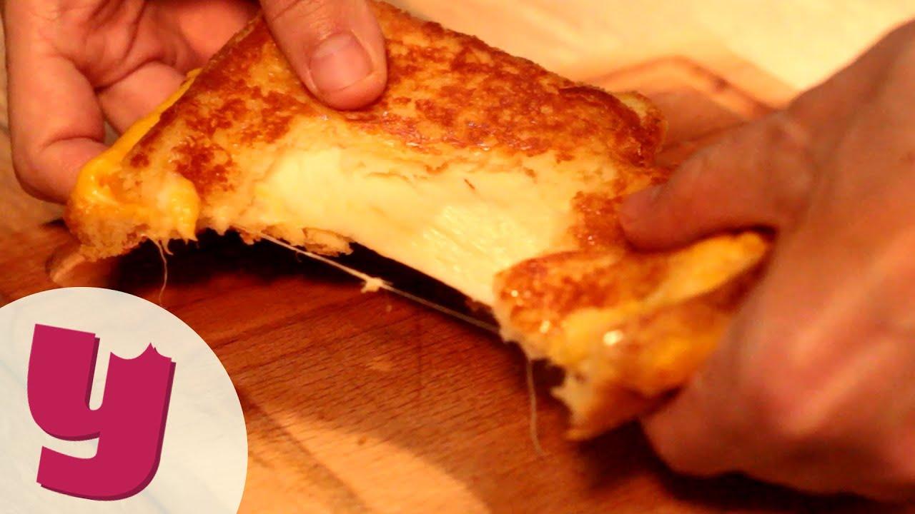 Gravyer Peynirli Omlet Videosu