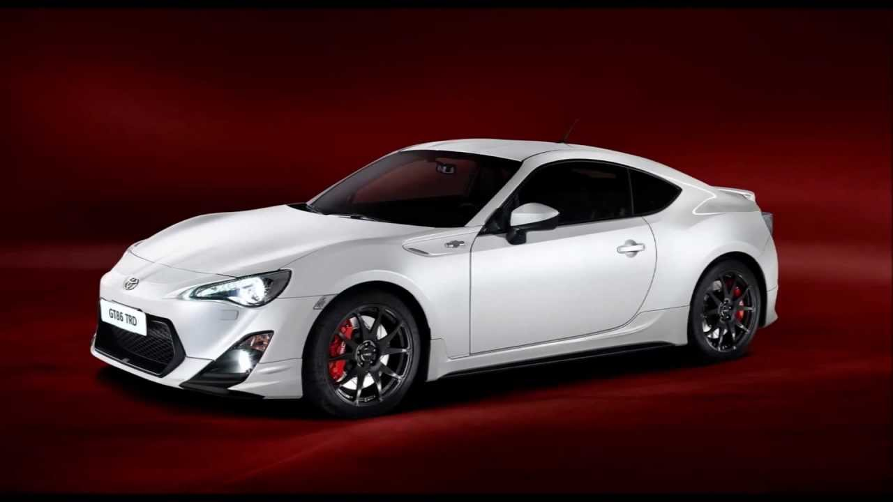 Toyota GT86 TRD (2014)  New!!!!   First Photos   Best Video   HD  Photos,Video    YouTube