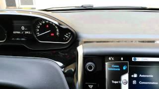 Bruit tableau de bord Peugeot 208