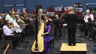 A. F. Boieldieu - Rebecca Arki-Amar Concerto pour Harpe et Orchestre en Ut Majeur.