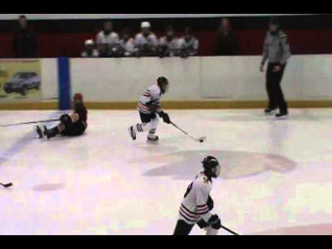12 Year Old Hockey Player Scores 103 Goals in a 26 Game Season