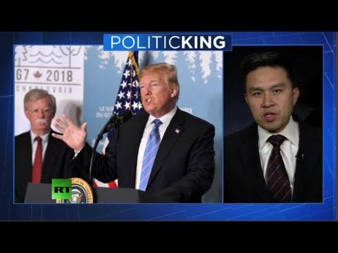 Trump heads to NATO summit
