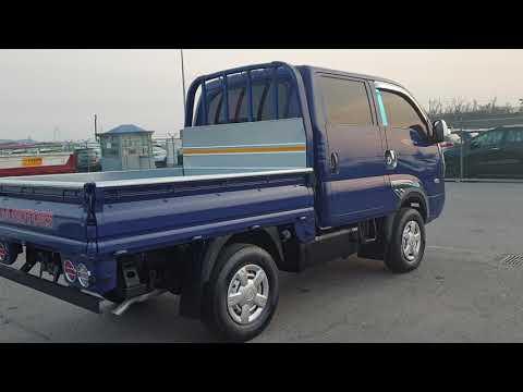 KIA BONGO III CARGO TRUCK