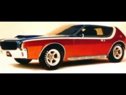 Best car designed by Richard A. Teague, American car designer#2nd
