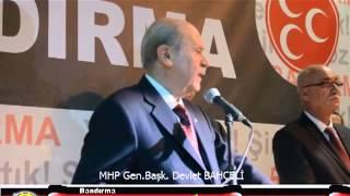 2 MHP Gen Başk Devlet Bahçeli   Bandırma konuşması 30 kasım 2013
