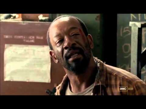 S03E12 The Walking Dead - Morgan Jones (by Lennie James)