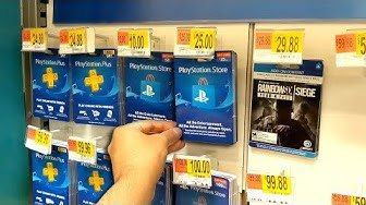 Me Buying a PSN Gift Card to Buy My First Skin in Fortnite