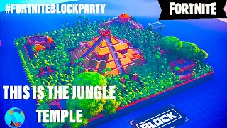 The Block Fortnite Creative Submission The Mall