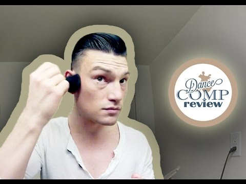 Dcr Tutorial Dance Competition Makeup For Men Youtube