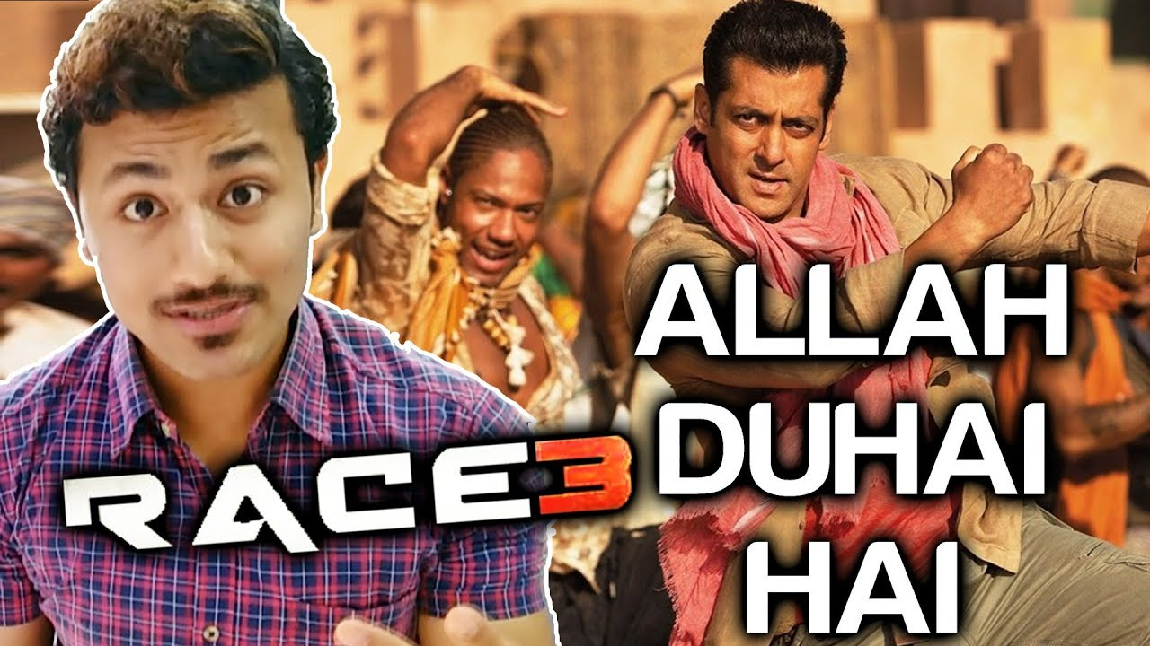 Race 3 FIRST SONG Titled Allah Duhai Hai | Salman Khan ...