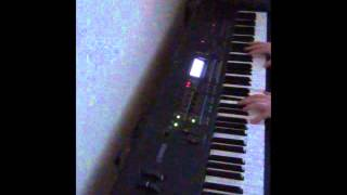 Yamaha Mox Strings Bank Demo - 076 - GM Synth Strings 1
