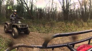 Quad Bike Trek in Maidstone (60 Second Review)