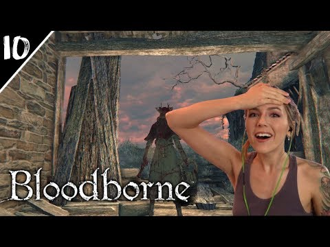 Hemwick Charnal Lane | Bloodborne Pt. 10 | Marz Plays