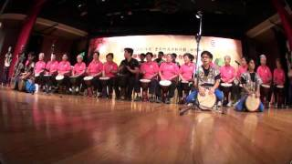 Publication Date: 2011-10-31 | Video Title: My Djembe Student 老有所為活動計劃 表演隊