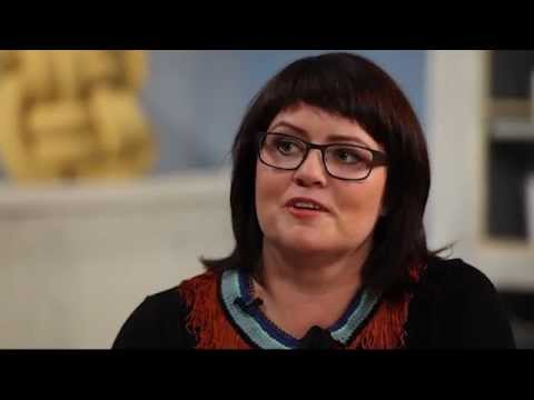 1210b29e36bc Meet Knitting Instructor Ragga Eiríksdóttir - YouTube