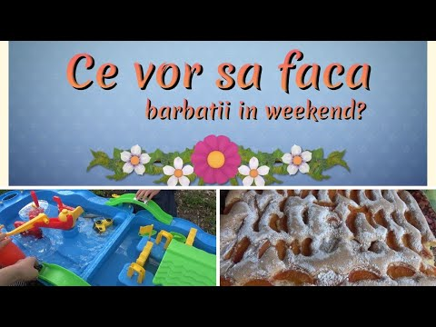 Vlog! Ce vor sa faca barbatii in weekend? from YouTube · Duration:  13 minutes 35 seconds