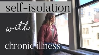 SELF-ISOLATION WITH TYPE 1 DIABETES // work week in my life