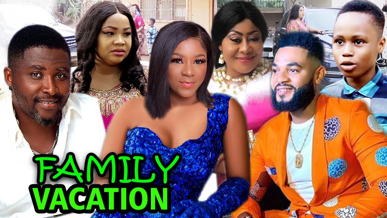 Download Family Vacation - (Complete Movie ) Destiny Etiko & Onny Micheal 2020 Latest Nigerian Movie