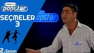 Popstar Türkiye  Seçmeler 3  Tek Parça (2 Sezon)