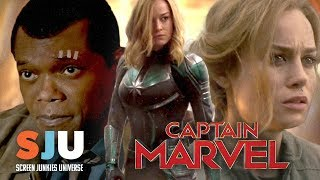 Let's Talk About That New Captain Marvel Trailer - SJU