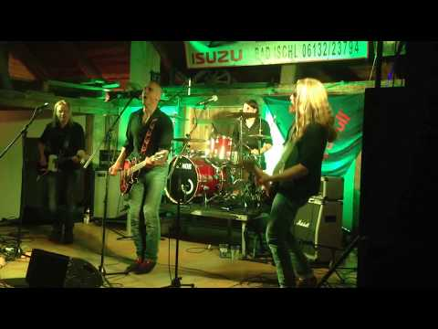 The burning lovehunters live @ the Adamtenne (Awasee) 01.07.2017 wild thing!!