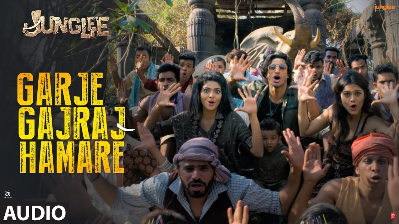 Garje Gajraj Hamare Mp3 song Download Junglee