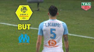 But Lucas OCAMPOS (74') / Dijon FCO - Olympique de Marseille (1-2)  (DFCO-OM)/ 2018-19