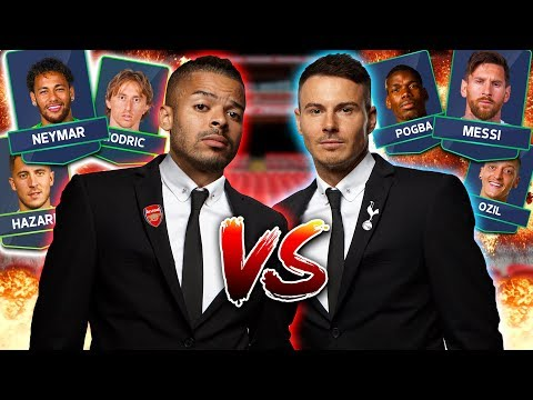 BILLY WINGROVE VS JEREMY LYNCH!🔥 WHO'S THE BETTER MANAGER?!
