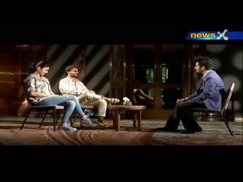 NewsX Exclusive: Ranveer Singh and Anushka Sharma in a candid conversation on Dil Dhadakne Do