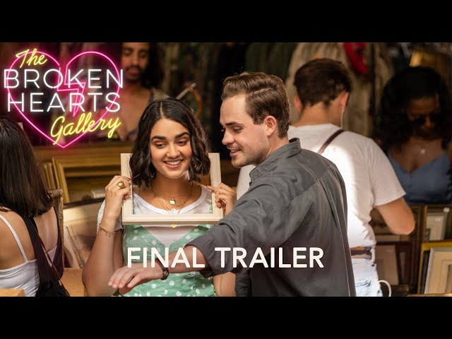 THE BROKEN HEARTS GALLERY - Final Trailer (HD)