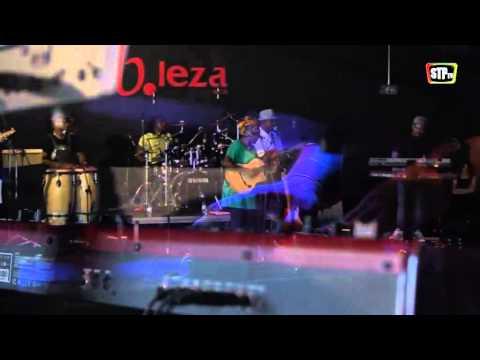 STPtv - Especial Concerto dos 40 anos da Independência de São Tomé e Príncipe no B.leza