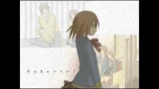 【UTAU VCV】letter song【山田レイ】 Resimi
