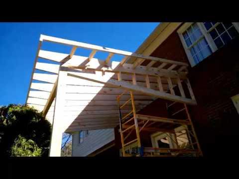 SunRoom Deck