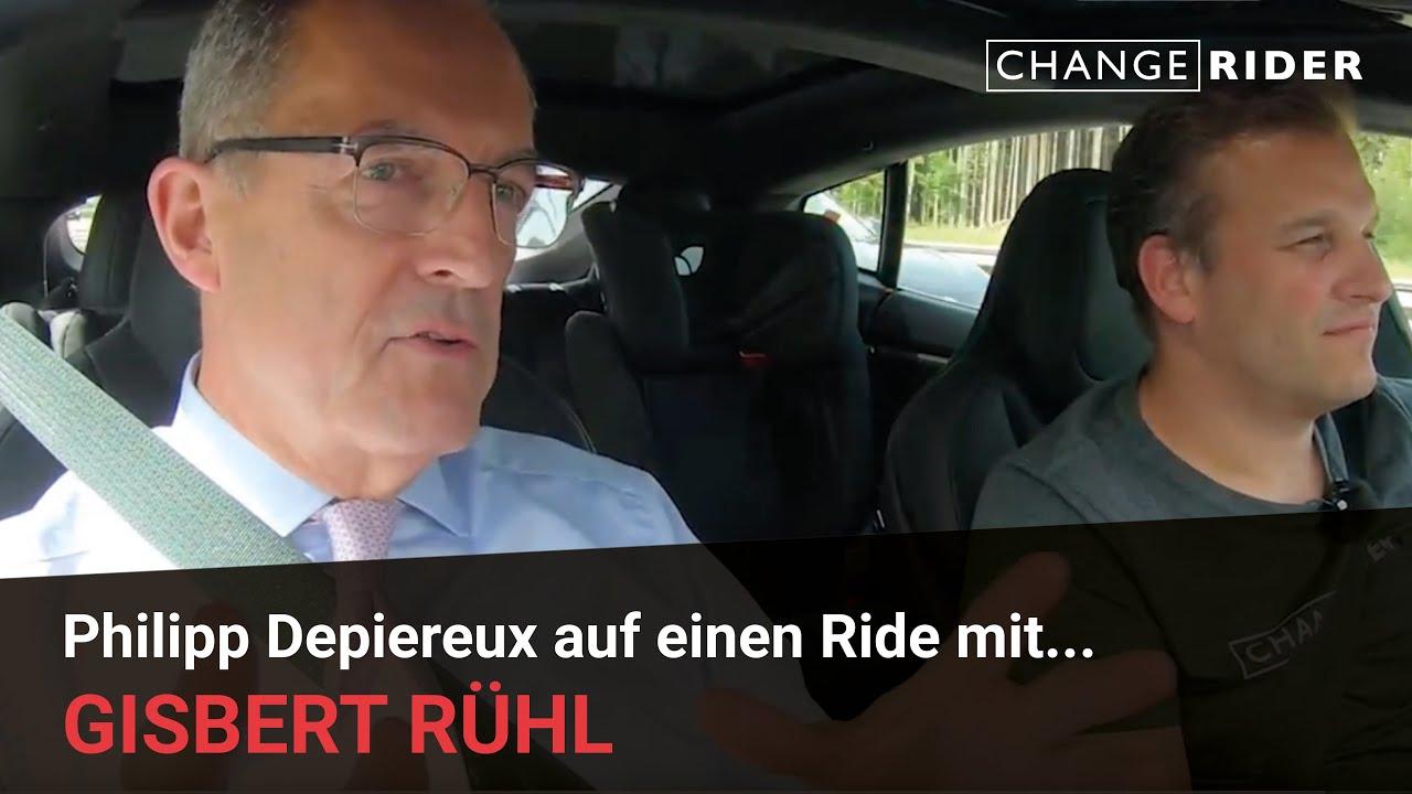 ChangeRider # 3 Gisbert Rühl, Klöckner