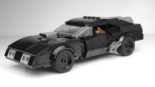 Lego Mad Max Interceptor MOC (20000 SUSCRIBERS!!!!)