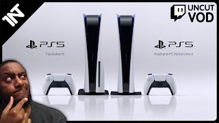 PlayStation 5 REVEAL LIVE REACTION [PlayStation 5 Future of Gaming] [UNCUT VOD]